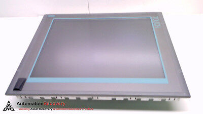 Siemens 6av7424-0aa00-0gt0 Warranty 1yr Hmi Ipc477c Operator Interface 215331