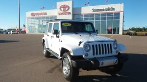 2017 Jeep Wrangler Unlimited Sahara SUMMER FUN FOR ONLY $153.49/