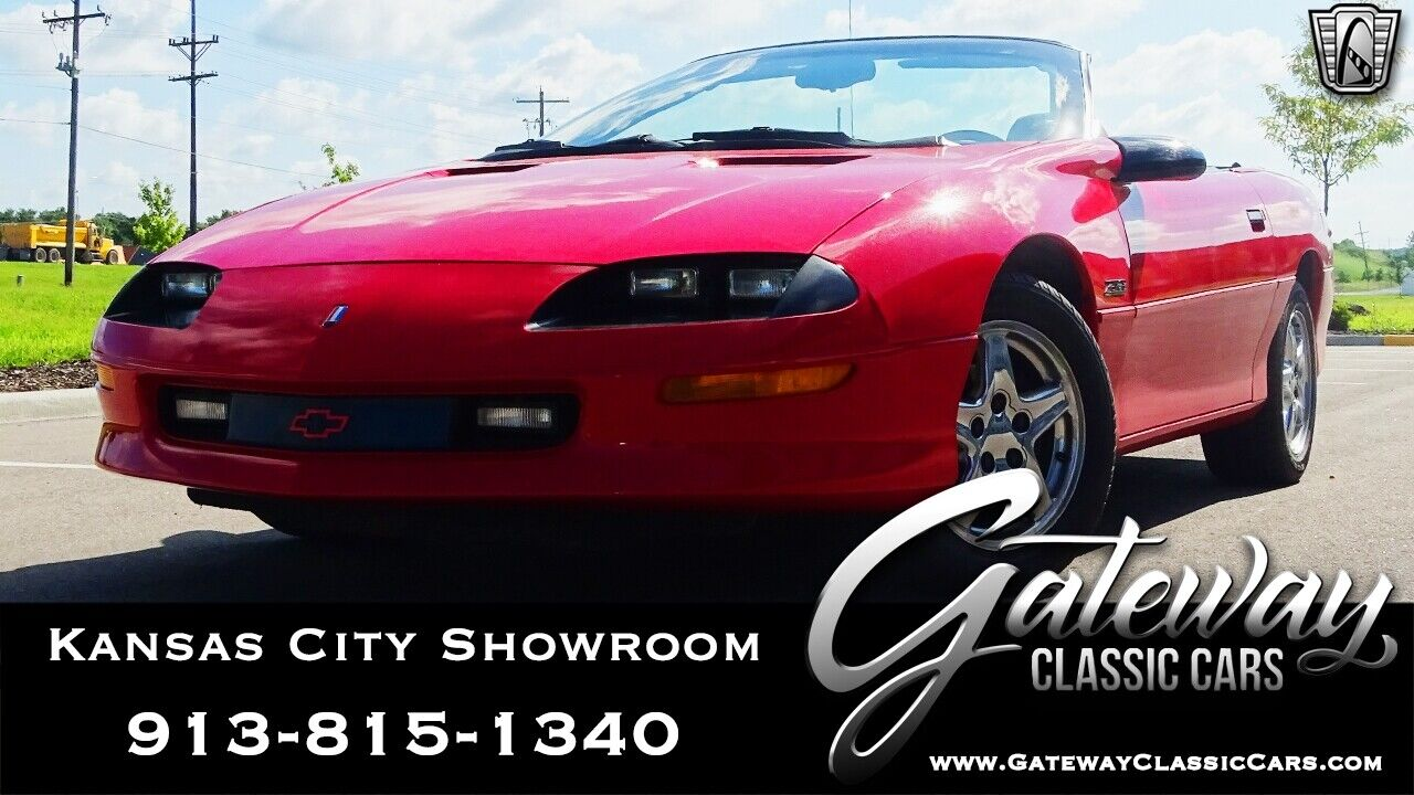 Red 1994 Chevrolet Camaro Convertible LT1 Automatic Available Now!