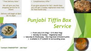 Punjabi Tiffin Box Service