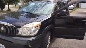 2005 Buick Rendezvous Black 183,000km!! AS IS