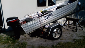 Tinnies and dinghys Geographe Busselton Area Preview