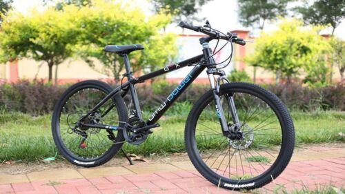 Mountain Bike 26-Inch Double Disc Brake ultra light aluminum alloy frame Sport