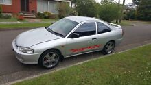 2001 Mitsubishi Lancer Coupe Ryde Ryde Area Preview