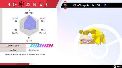 6IV Ultra Shiny Galarian Rapidash or Kanto Pokemon Sword and Shield