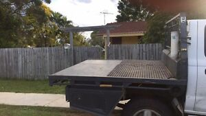 Ute tray -heavy duty custom tray Browns Plains Logan Area Preview