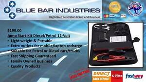 Jump Start Kit Diesel/Petrol 12-Volt 600A 18000mAh peak Caboolture Caboolture Area Preview