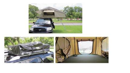 ROOFTOP TENT IRONMAN 4X4