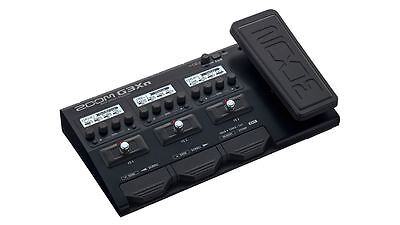 Zoom G3XN Multi-Effects Processor w/ Expression Pedal for Guitar