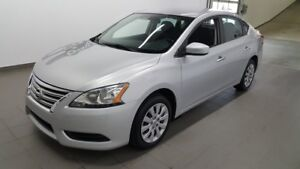 2013 Nissan Sentra SV, A/C, régulateur, bluetooth NO DAMAGE REPO