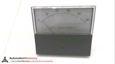 Yokogawa 251424ec-nt8 Dc Ampere Analog Panel Meter New 284868