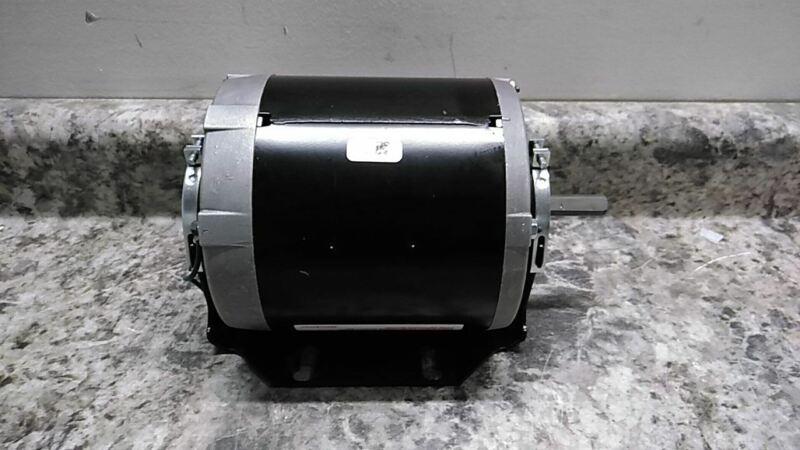 Century GF2024 1/4 HP 1725 RPM 115VAC Split-Phase Belt Drive Motor (CW)