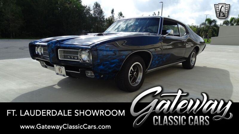 Image 1 Voiture Américaine de collection Pontiac GTO 1969