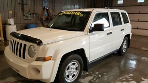 2009 Jeep Patriot 2.4L