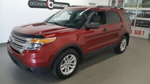 2015 Ford Explorer Ecoboost AWD, 7 places, hitch NO DAMAGE REPOR