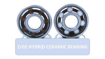 BEST QUALITY DIY EDC FIDGET SPINNER TOY CERAMIC HYBRID ALLOY ZrO2 608 (Best Ceramic Bearing Fidget Spinner)
