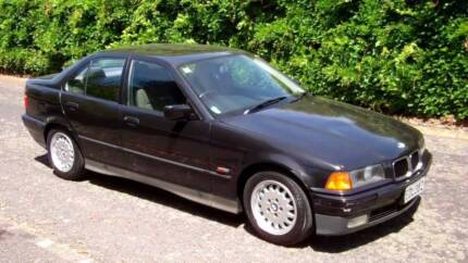 Wanted to Buy - 91-95 BMW E36 series Sedan or iS East Brisbane Brisbane South East Preview