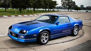 Wanted to purchase IROC Z in excellent condition