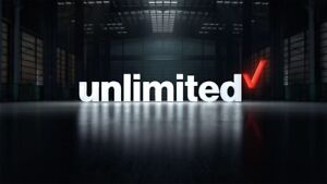 Unlimited Mobile Data Cellphone Plan