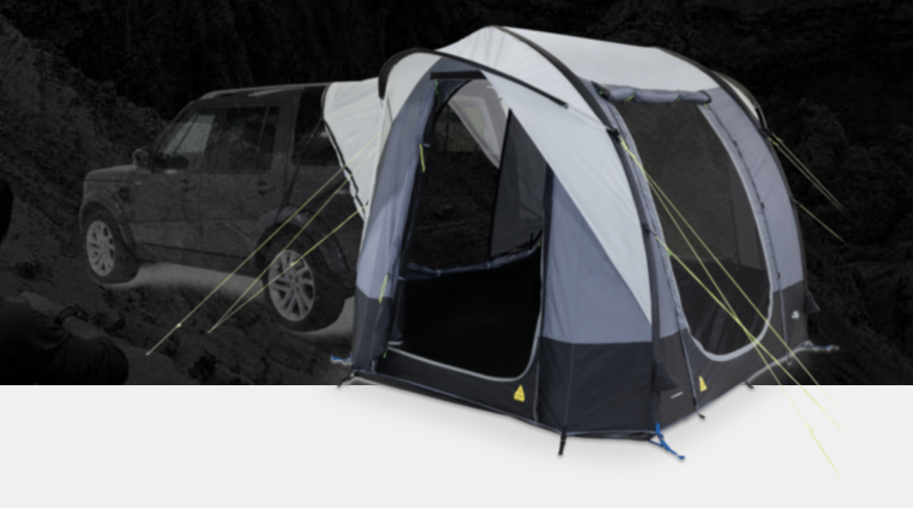 Dometic Tailgate Air Tent Inflatable Suv Awning Ebay