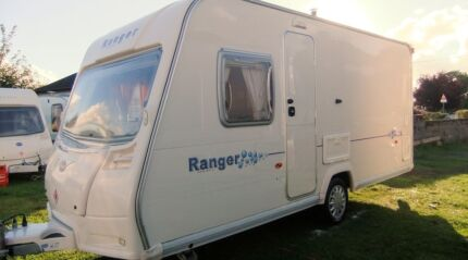 2007 Bailey Ranger 460/4 berth Caravan,Lightweight,Fixed Bed. Torquay Surf Coast Preview
