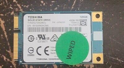 Toshiba 128GB msata SSD