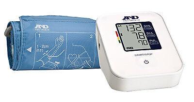 A&D LIFESOURCE Automatic Blood Pressure Monitor,  Medium Cuff, Latex Free