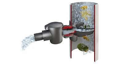 Graf Regensammler Speedy Fallrohrfilter, DN 70-100 mm, Regentonne, Regenwasser