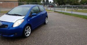 2006 Toyota Yaris RS Need Gone! Active!