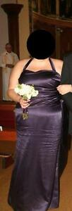 Plus Size Formal Gown (Prom/Grad dress or Bridesmaid Dress)