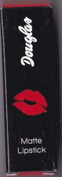 Douglas Matte Lipstick (Muster), Farbe Smothie Framboise NEU + OVP