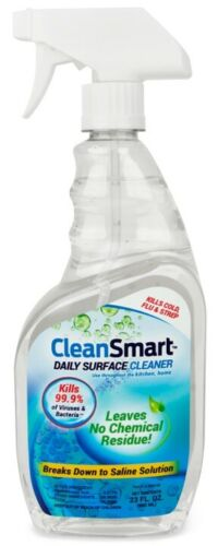 CleanSmart Antimicrobial Cleaner Case of 6 bottles