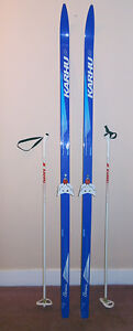Karhu Cross Country Skiis & Poles