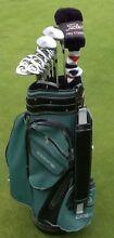 Golf set Great Starter set Titleist Driver Cobra Bag Tommy Armour Bundoora Banyule Area Preview