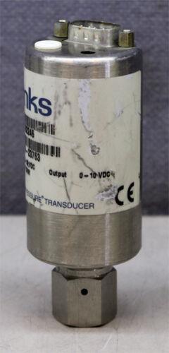 MKS Instruments 722A-23763 Baratron Pressure Transducer 1000Torr