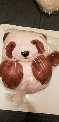 Kawaii Panda Plush (NEW Big Baby Pink Panda Cute Kawaii Plush Toreba Amuse UFO)
