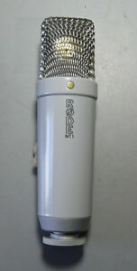 RODE N-1 STUDIO MICROPHONE