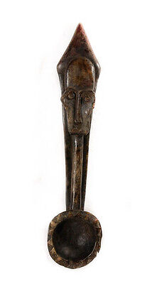 Spoon Ceremonial Fang Art African Peterandclo J3
