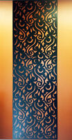 wall decoration, indoor decorative,wall panels ,CNC Perforated