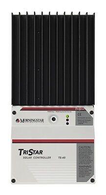 Morningstar TS-45 TriStar 45A Solar Charge Controller Morning Star Solar Charge Controller
