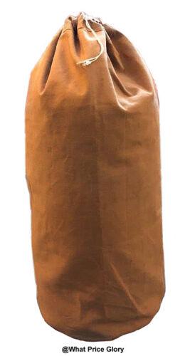 US M1885 Tan Canvas Barracks Bag
