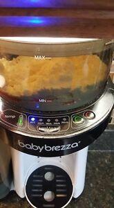 Baby breeze formula mixer and warmer