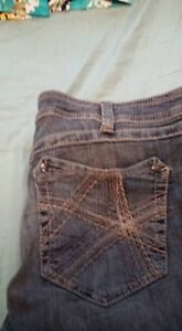 Ariat Turquoise Bootcut Jeans EUC 34 Long
