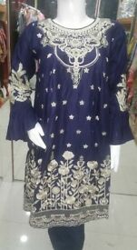 Kurti Asian Pakistani Indian casual Suits