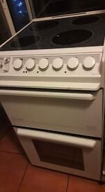 white electric ceramic cooker