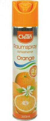 Orange Spray Duft (Elina Raumspray Orange 300ml - Geruchskiller, Duft, Geruch)