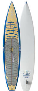 Tahoe Zephyr 12.6 ft sup instock  in blue 29lbs holds up to 280