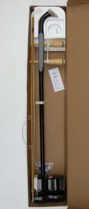 Hot new  Wonderful String Wood Musical InstrumentsTurning Chines ErHu Erhus
