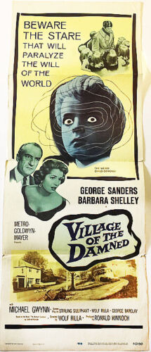VILLAGE OF THE DAMNED!