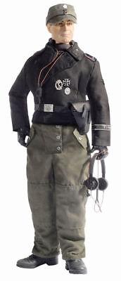 "Dragon Models WWII 1/6 scale 12"" German Tank Commander Stefans Nasse 70668  for sale  Fall River"